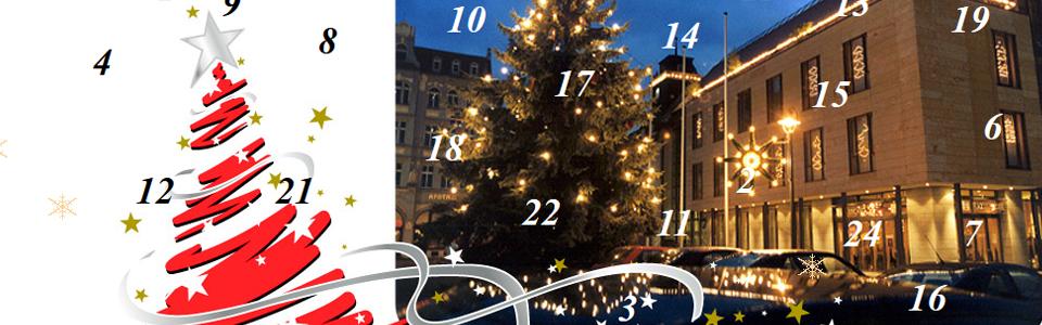 Adventskalender für die Stadt Senftenberg