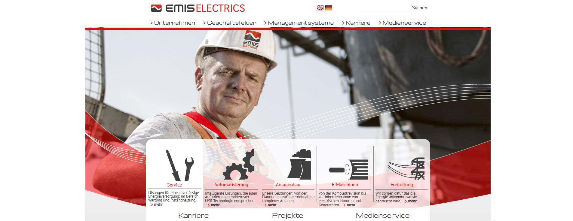 EMIS electrics GmbH, Lübbenau