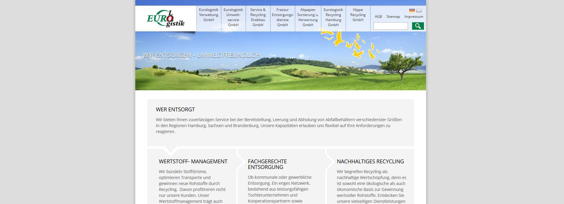 Eurologistik Verwaltung GmbH, Senftenberg